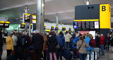 What to do if your flight is delayed this holiday season