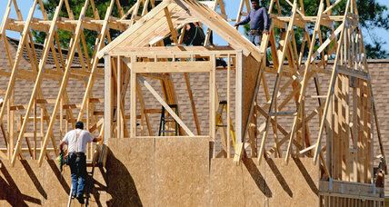 US housing starts dip 2.8 percent in October, but market grows stronger
