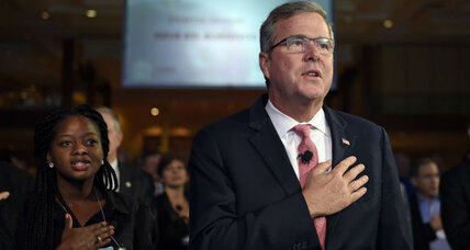 Could Jeb Bush's support for Common Core hurt his chance at 2016 nomination? (+video)