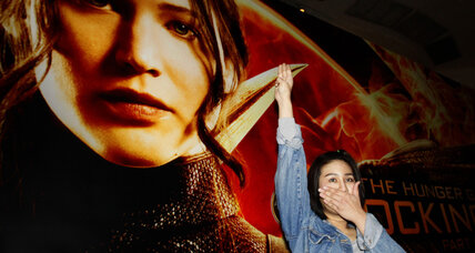 Why does the 'Hunger Games' have Thailand on edge?