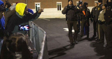 Darren Wilson to resign from Ferguson Police Department, reports say