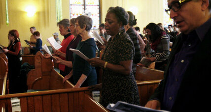 Paying it forward: Chicago church gives congregants $500 to do good (+video)