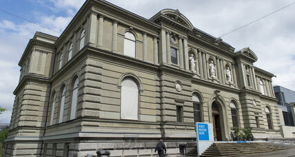 Swiss museum vows new standard in handling of Nazi-looted art