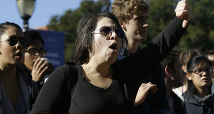 In California, it's Jerry Brown vs. Janet Napolitano over UC tuition hike (+video)