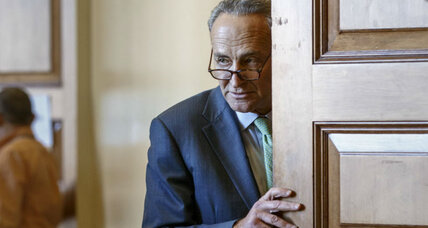 Is Chuck Schumer cutting Republicans' attack ads for them? (+video)