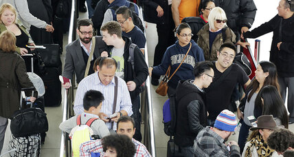 Thanksgiving travel tips: Avoid checked bags, weather delays
