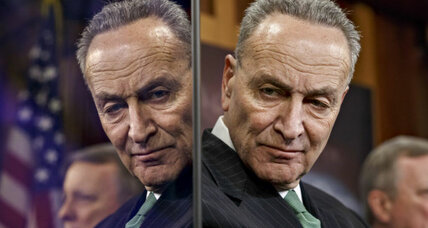 Is Chuck Schumer's vision for America realistic?