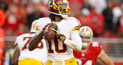 Robert Griffin III benched: Time for Redskins to panic?