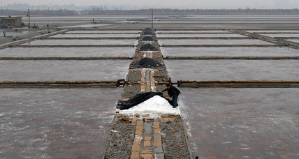 2,000 years and 23 dynasties later, China to end state monopoly on salt