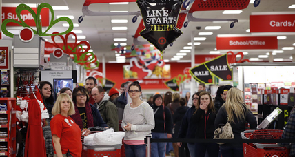 Second act of shopping frenzy: Will Thanksgiving sales hurt Black Friday numbers?
