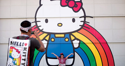 Hello Kitty at 40: from coin purse to $7 billion phenom