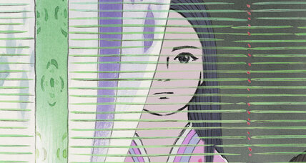 'The Tale of Princess Kaguya' is a near masterpiece