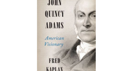 Reader recommendation: John Quincy Adams
