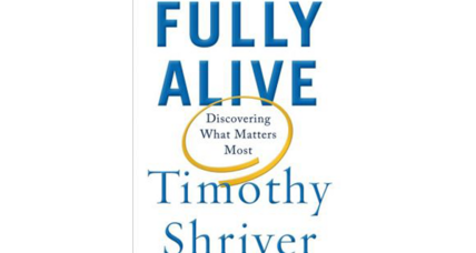 'Fully Alive' is Timothy Shriver's story of the Kennedy family's relationship to the Special Olympics