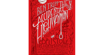 'The Accidental Highwayman' seamlessly blends teen romance, history, and fantasy