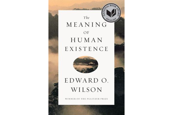 a view on the meaning of existence Edward o wilson is simultaneously one of my intellectual heroes and someone who frustrates me enormously, and these conflicting feelings were once again stirred as i read his most recent book, the meaning of human existence (2014) wilson is a hero of mine because he stands as an iconic scientist who offers the world a big picture view of the human story.
