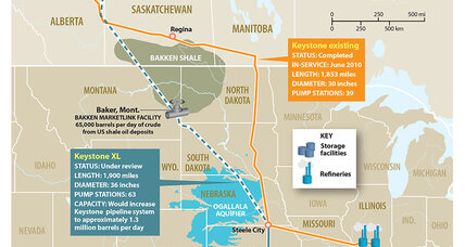 Sioux tribe calls Keystone XL approval 'act of war.' What does that mean?