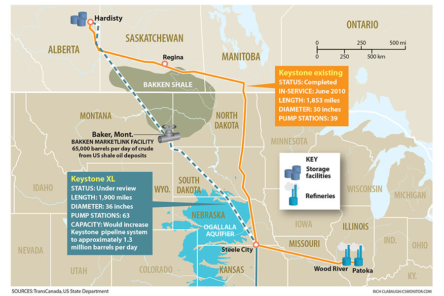 Sioux tribe calls Keystone XL approval 'act of war ' What