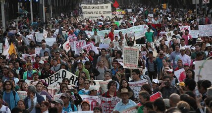 Mexico's missing students: Will case prove a tipping point?
