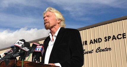 Virgin Galactic: What's known so far about SpaceShipTwo disaster