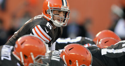 Thursday Night NFL: Bengals, Browns meet with division lead on the line