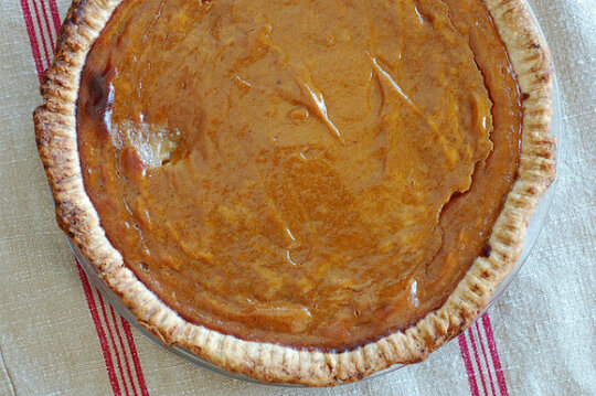 23 heavenly pies - Roasted butternut squash pie - CSMonitor.com