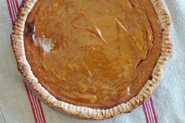 Roasted butternut squash pie - CSMonitor.com