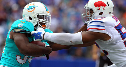 Miami Dolphins vs. Buffalo Bills: Playing for postseason position Thursday night