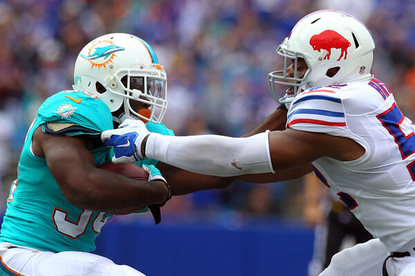 Miami Dolphins Running Back