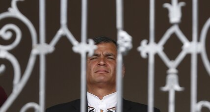 Ecuador: Can President Correa's popularity keep him in office indefinitely?
