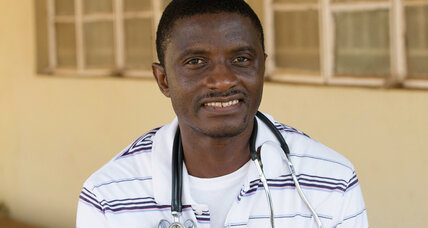 Sierra Leone doctor dies from Ebola in Nebraska, according to hospital