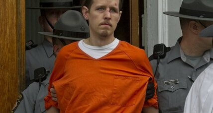 The capture of Eric Frein: How a self-styled Cold War soldier finally tripped up (+video)