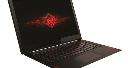 HP Omen packs gaming-PC hardware into ultrabook shell