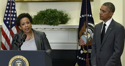 Obama introduces Loretta Lynch as AG pick: What say ye, Republicans? (+video)