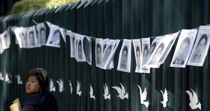 Why an Argentine team plays key role in Mexico's 43 students case