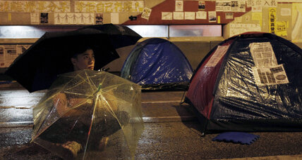 Hong Kong 'Umbrella' protest thrives on diversity, from Admiralty to Mongkok