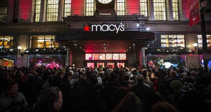 Scenes from Black Friday: Crazy here, quiet there, Internet bursting (+video)