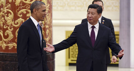 Surprise US-China climate deal sets aggressive targets