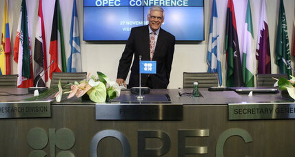 OPEC keeps oil supply steady despite falling prices