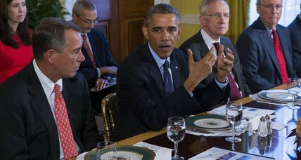 Obama, Republican leaders on collision course over immigration