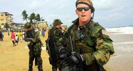 US Navy SEAL Robert O'Neill backs off claim that he was bin Laden 'shooter'