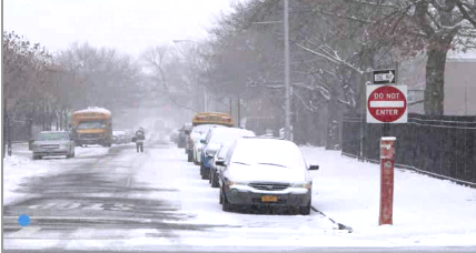 Will nor'easter blow Thanksgiving travel plans?