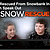 New York boys survive in snow pile thanks to air pocket (+video)