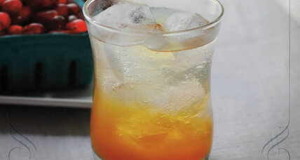 Thanksgiving beverage: Old-fashioned shrubs