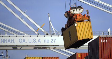 US trade deficit grows in September