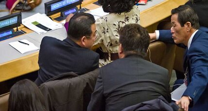 UN push against North Korea on human rights moves forward (+video)