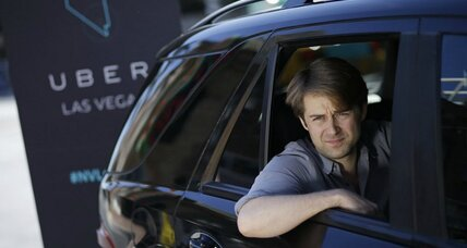 Judge puts the brakes on Uber ride-sharing in Nevada