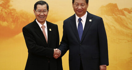 China-Taiwan relations hit low point. 'Same bed, different dreams'?
