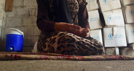 Yazidi families reclaim girls seized by Islamic State – for a price