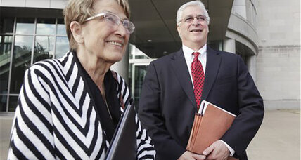Federal judge overturns Arkansas marriage ban
